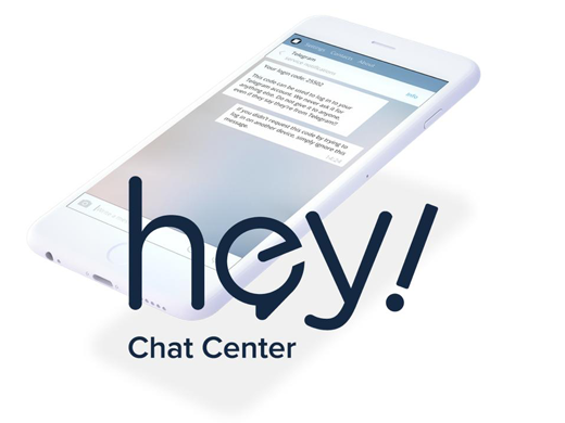 hey! Chat Center